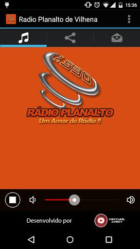 Rádio Planalto de Vilhena