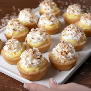 How To Make These Amazing Coconut Cream Cups.