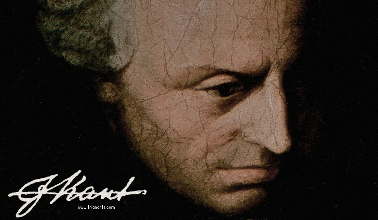 Immanuel Kant Sus Frases Trianarts