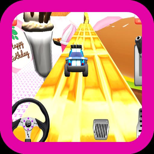 Candy Climb Race - 4x4