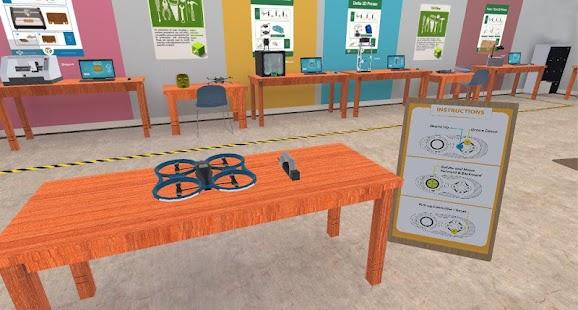 FabLab VR - náhled