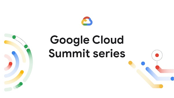Text that says Google Cloud Summit Series