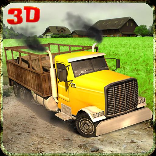 ファームトラック動物輸送 模擬 App LOGO-硬是要APP