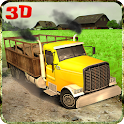 Farm Truck Animal Transport icon