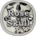 Rose Skull for GO Locker icon