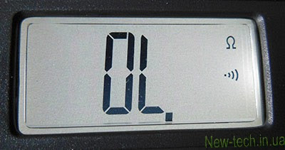 мультиметр UT118B