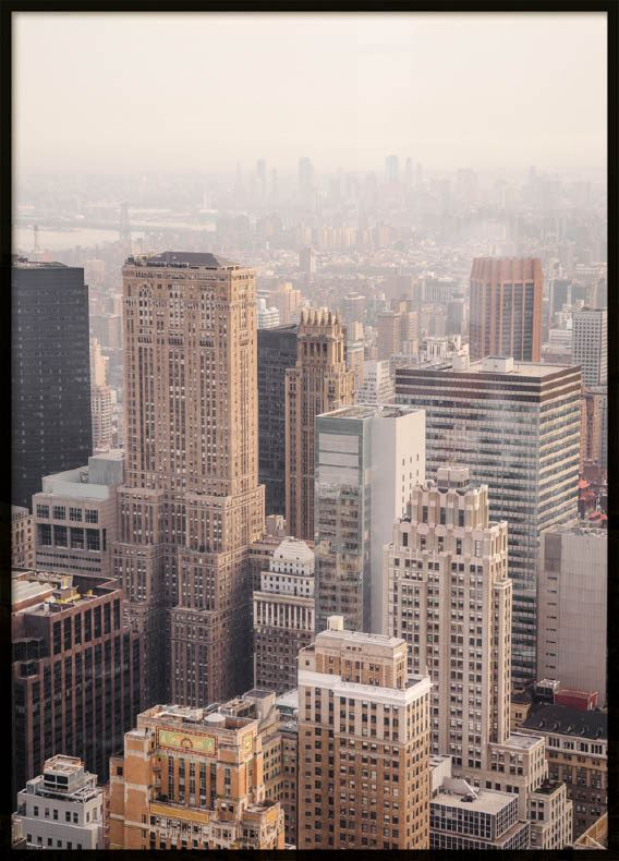 Poster, New York