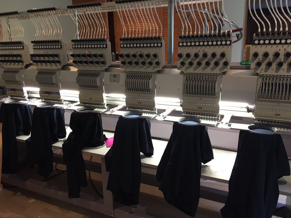 Tull Printing and Embroidery Tenterden