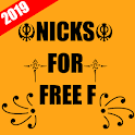 💎 Nickname Generator Free F - Nickname For Games icon