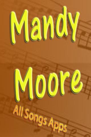 All Songs of Mandy Moore