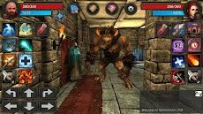 Moonshades: a dungeon crawler RPG gameのおすすめ画像1