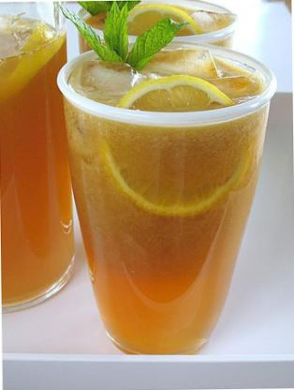 Sweet Peach Tea Recipe
