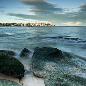 Bondi Beach NSW AU by Handoko Lukito - Landscapes Beaches