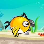 Golden Bird, Escape!