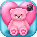 Cute Girl Collage Maker icon