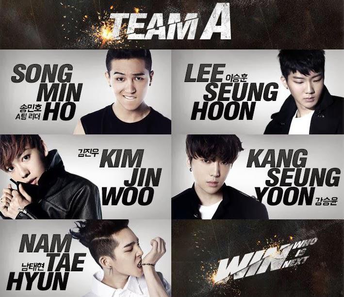 win team a