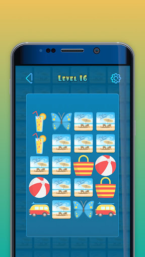 Memory Games - Picture Match Game - Offline Games 4.7 screenshots 2