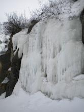 Photo: Acquaro Simona_Cascata di ghiaccio