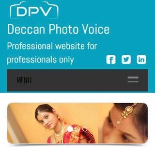 Deccan Photo and Voice- screenshot