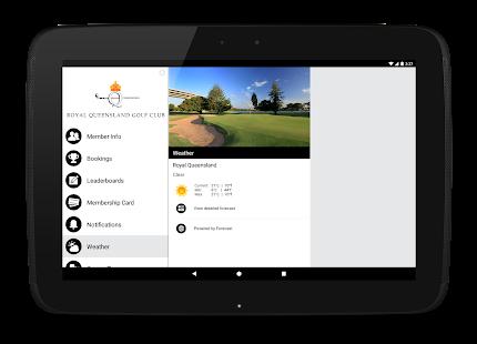 Royal Queensland Golf Club - náhled