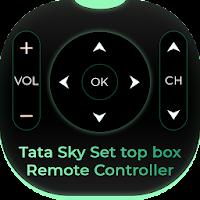 Tata Sky Set Top Box Remote Controller