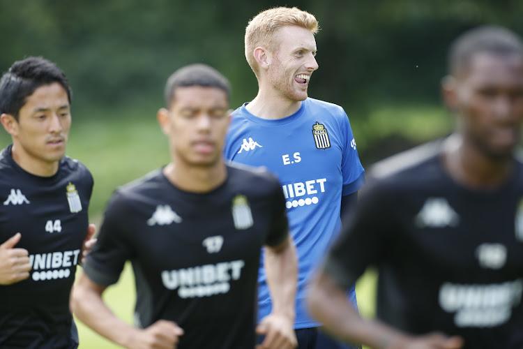 Charleroi va jouer son premier match ce samedi