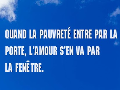 Proverbe et Citation- screenshot thumbnail