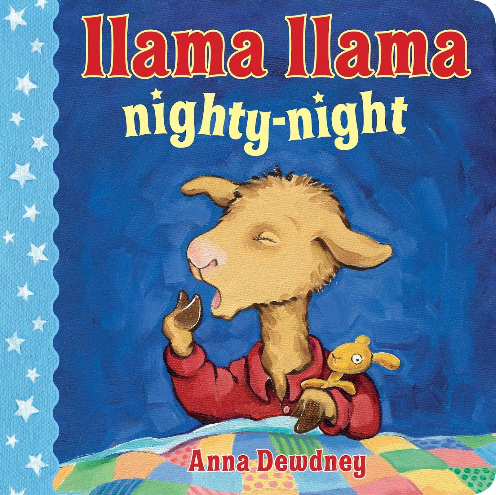 Llama Llama Nighty Night.JPG