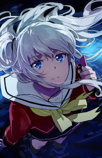 Anime Fan Art HD Wallpaper - náhled