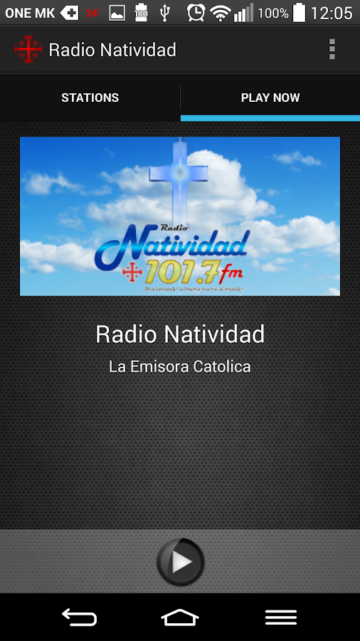Radio Natividad- screenshot