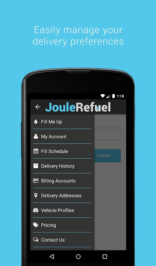Joule Refuel: Fuel Delivery- screenshot