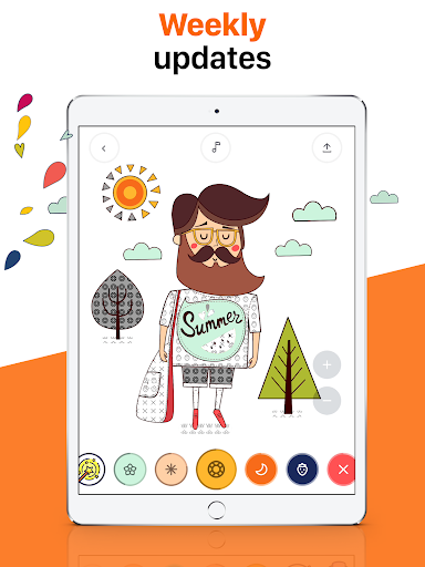 Recollect: Coloring Book for PC