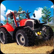 Farm SImulator : 2018 Modern Tractor Drive Game 3D