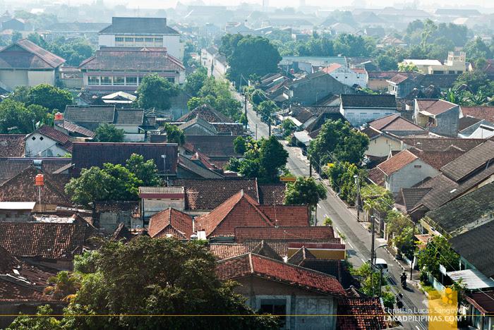 Jambuluwuk Yogyakarta View