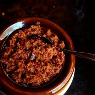 Indian Chili Sauce Recipes.