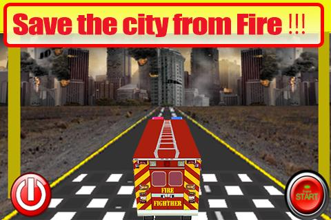 Firefighter Rescue Simulator