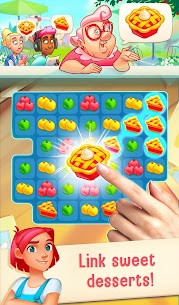 The Pie Life MOD APK [Unlimited Moves + Unlimited Lives] 3