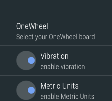 OneWheelWear- screenshot