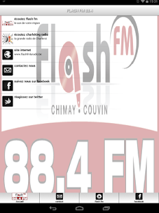 FLASH FM COUVIN- screenshot thumbnail