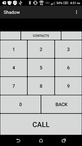 Shadow: Make Anonymous Calls