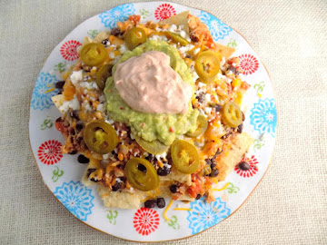 Pickels Not Yo Nachos Recipe