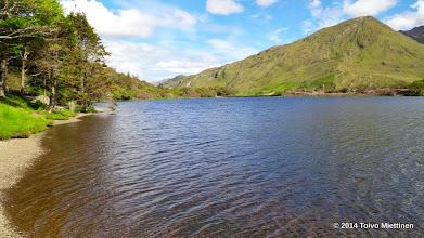 Photo: Näkymä järvelle Kylemoren luostarin rannalta. Vesi on kristallinkirkasta ja varmaan juotavaksi kelpaavaa.