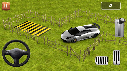Real Car Parking Adventure 2020 new games ss2