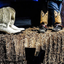 Cowboy Boots by Wendy Alley - Artistic Objects Clothing & Accessories (  )