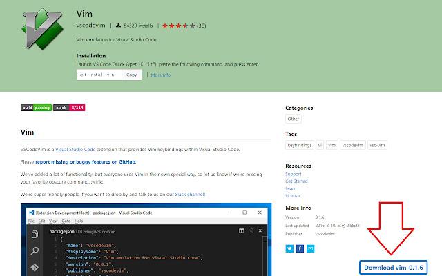 Visual Studio Code Extension Downloader
