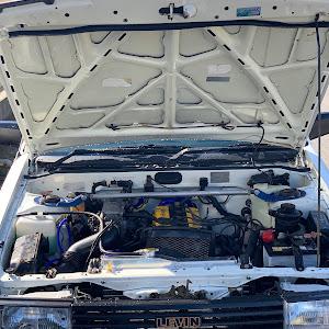 カローラレビン AE86 GT twin cam16 1986年式のカスタム事例画像 やまレビさんの2020年02月11日13:56の投稿