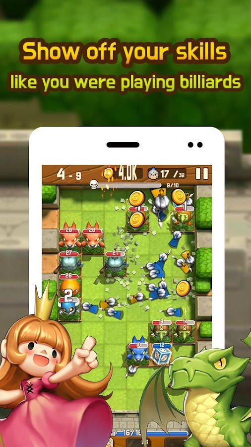 Monster Breaker Hero - 屏幕截图