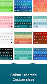Fleksy + GIF Keyboard Screenshot 2