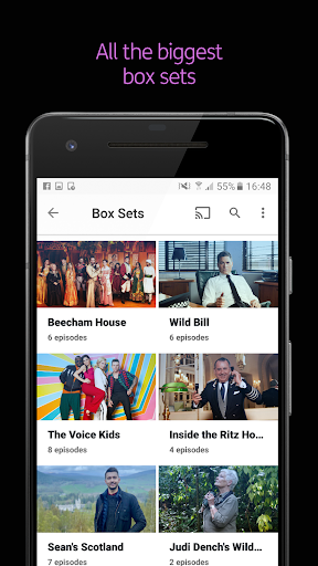 STV Player: For live TV, catch-up and box sets 4.0.3.1 screenshots n 1