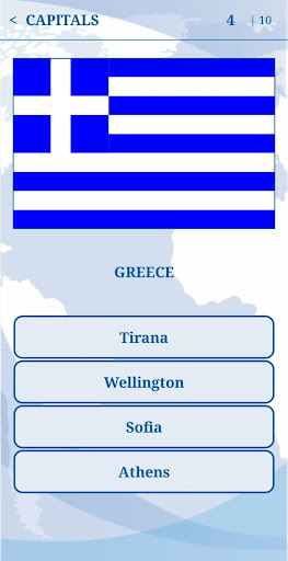 The Flags of the World u2013 Nations Geo Flags Quiz 5.0 screenshots 4